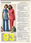 1977 Sears Spring Summer Catalog, Page 93