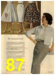 1960 Sears Spring Summer Catalog, Page 87