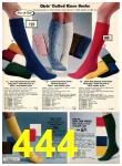 1977 Sears Fall Winter Catalog, Page 444