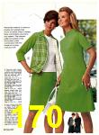 1969 Sears Spring Summer Catalog, Page 170