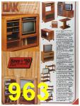 1986 Sears Fall Winter Catalog, Page 963