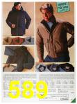 1985 Sears Fall Winter Catalog, Page 589