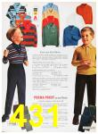 1967 Sears Fall Winter Catalog, Page 431