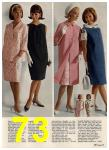 1965 Sears Spring Summer Catalog, Page 73