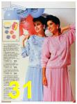 1986 Sears Spring Summer Catalog, Page 31