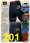 1980 Sears Fall Winter Catalog, Page 201