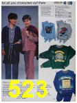 1988 Sears Fall Winter Catalog, Page 523