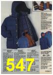 1979 Sears Fall Winter Catalog, Page 547