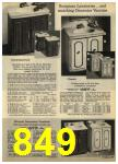 1968 Sears Fall Winter Catalog, Page 849
