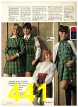 1969 Sears Fall Winter Catalog, Page 441