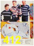 1987 Sears Fall Winter Catalog, Page 412