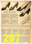 1958 Sears Spring Summer Catalog, Page 207