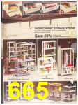 1987 Sears Fall Winter Catalog, Page 665