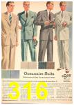 1942 Sears Spring Summer Catalog, Page 316