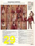 1982 Sears Fall Winter Catalog, Page 29