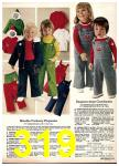 1975 Sears Fall Winter Catalog, Page 319