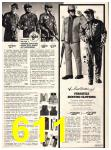 1973 Sears Fall Winter Catalog, Page 611