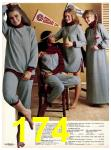 1982 Sears Fall Winter Catalog, Page 174