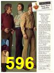 1971 Sears Fall Winter Catalog, Page 596