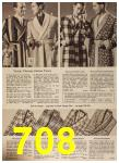 1960 Sears Fall Winter Catalog, Page 708