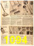 1956 Sears Fall Winter Catalog, Page 1094