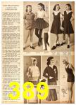 1958 Sears Fall Winter Catalog, Page 389