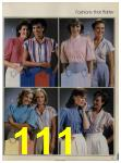 1984 Sears Spring Summer Catalog, Page 111