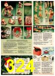 1977 Sears Christmas Book, Page 324