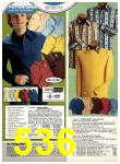 1977 Sears Fall Winter Catalog, Page 536