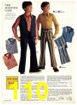 1971 Sears Fall Winter Catalog, Page 110