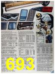 1986 Sears Fall Winter Catalog, Page 693