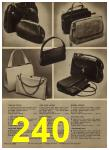 1965 Sears Spring Summer Catalog, Page 240