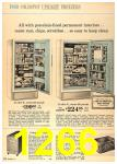 1960 Sears Fall Winter Catalog, Page 1266