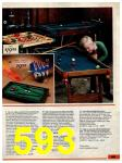 1985 Sears Christmas Book, Page 593