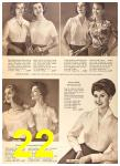 1960 Sears Fall Winter Catalog, Page 22