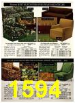 1972 Sears Fall Winter Catalog, Page 1594