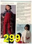 1974 Sears Fall Winter Catalog, Page 299