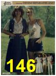 1979 Sears Spring Summer Catalog, Page 146