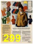 1972 Sears Fall Winter Catalog, Page 299