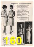 1965 Sears Spring Summer Catalog, Page 160