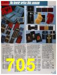 1986 Sears Fall Winter Catalog, Page 705