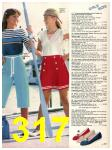 1983 Sears Spring Summer Catalog, Page 317