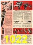 1960 Sears Fall Winter Catalog, Page 1022