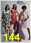 1975 Sears Spring Summer Catalog, Page 144
