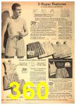 1942 Sears Spring Summer Catalog, Page 360