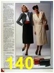 1986 Sears Fall Winter Catalog, Page 140