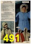 1979 Sears Fall Winter Catalog, Page 491