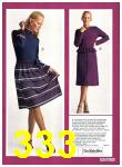 1971 Sears Fall Winter Catalog, Page 333