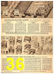 1949 Sears Spring Summer Catalog, Page 36