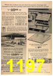 1964 Sears Spring Summer Catalog, Page 1197